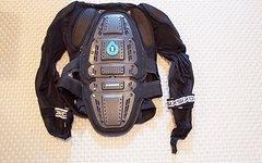 661 SixSixOne Vapor Pressure Suit Safety Jacket S/M Protektorenjacke Rückenprotektor