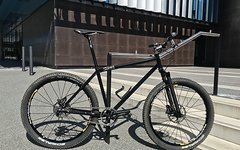 Veloheld Path Singlespeed Stahl Hardtail