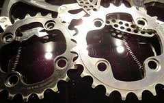 Shimano Bremsscheiben 203mm, 180mm + 2 Kettenblätter