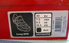Specialized MTB Comp Radschuh Größe 40 NEU