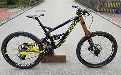 Gt Fury Worldcup 2014 Downhill Bike GT Fury