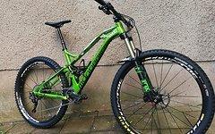 Mondraker Crafty R 29er Enduro/Trail Bike Customaufbau - Top!