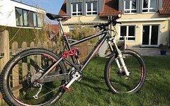 Last Bikes Herb 160mm Gr L, Lyrik