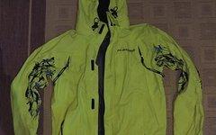Platzangst Hardride Jacke Jacket w. EVO TT Upland Trailtech