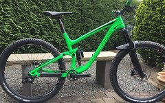 Transition Scout 2016 Custom L