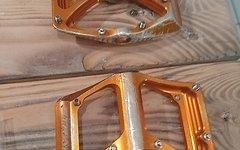 Straitline AMP TITAN Pedal Pedalkörper, Orange!