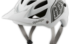 Troy Lee Designs A1 HELM Gr. M/L MIPS CLASSIC WHITE