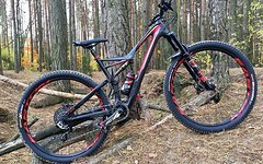 Specialized Stumpjumper FSR Expert 29er 2016 Gr.L Custom TOP!!!