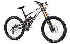 Morewood Makulu - FOX complete bike WC/DH Weekend Sale Gr. L
