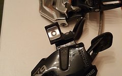 SRAM X9 Direct Mount Umwerfer 2 x 10 + Shifter