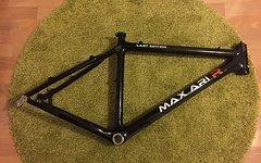 "No Saint MaxAri R Carbon 2014 Last Edition Rahmen 26"""