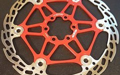 Hope Floating Disc 180mm rot