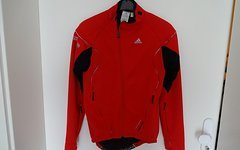 Adidas Softshell Jacke rot