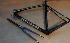Bergamont Prime Team Rahmenset in 56cm Carbonrahmen - !NEU!