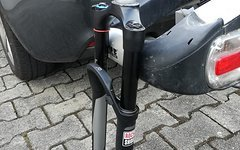 """Rock Shox SID RCT 3 Solo Air 29"""", 120mm, QR15, tapered Federgabel"""