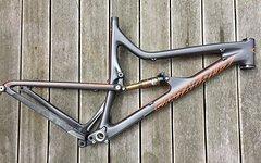 """Santa Cruz Tallboy LTc (Carbon) 29"""" XL Rahmen *update*"""