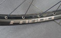 Dt Swiss Fr600, Focus Cex Hinterrad Dt Swiss Fr600 Auf Focus Cex Mit Sram Xd-Freilauf 26''