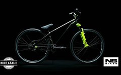 NS Bikes Zircus Dirt / Street / Slope / Pumptrack Bike