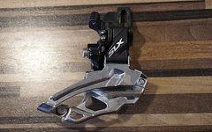 Shimano SLX Umwerfer FD-M676 2x10 direct mount