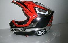 100% Aircraft Chrome Edition Helm