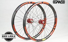 "Enve M70 Thirty/HV Chris King 650b 27,5"" Laufradsatz VR: 15x100mm 