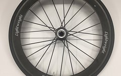 Lightweight Obermayer inkl. Reifen Continental competition 25mm