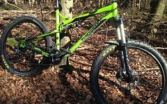 Transition BANDIT 26'' Rahmen-Set 2012 Large