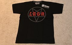 Loose Riders T-Shirt Black Chain S