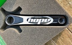 Hope Kurbel 175mm DH,AM,XC schwarz