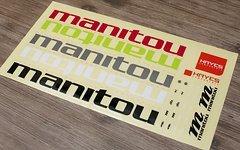 Manitou Dekorbogen / Decals