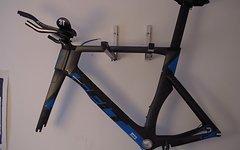 Felt Da 1 (Kein Ia) Rahmenset Triathlon/Zeitfahren Carbon