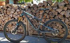 Rocky Mountain Altit 799MSL NP 9500€ 11,5kg M Neu: Rahmen+Kurbel+Bremsebeläge+Reifen+Sattel+Griffe VHB 4999 €