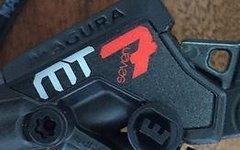 Magura MT7 / MT 7 Cover Kit / Abdeckung für Bremsgriff in neon gelb und rot