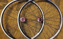 """Superstar Laufradsatz DH-595 26"""" 20/110 10/135"""