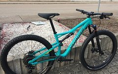 Specialized Camber FSR Comp 650B Women