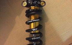 Cane Creek DB Coil IL 200x50 + Stahlfeder Valt Lightweight