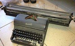 Rheinmetall Alte Rheinmetall Schreibmaschine