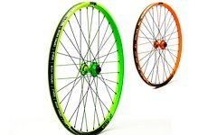 NS Bikes Enigma dynamal lite 650B frt whl w/ rotary 15/20 disc