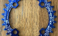 Narrow Wide kettenblatt 96BCD 32T Blau
