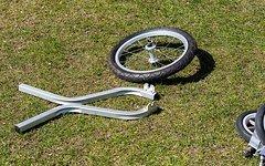 Chariot Jogger-Set für Corsaire XL