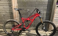 "Specialized Enduro 26"" 160 mm"