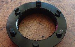 DT Swiss Bremsscheibenadapter 6-Loch auf Centerlock NEU