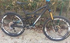 Ibis Mojo HD3 L 27,5 Carbon Enduro Trail Bike WIE NEU