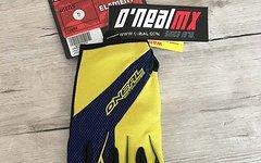 O'Neal Element Handschuh gelb-blau NEU ungetragen
