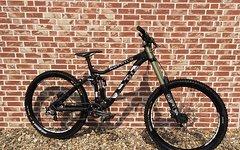 Rotwild R. G1 2015 27,5/650b Größe L Downhill/Park/Freeride/Gravity