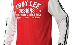 Troy Lee Designs Classic Jersey Red XL