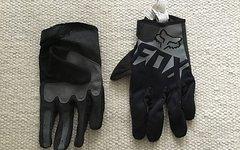 Fox Ranger Handschuhe black/gray XL