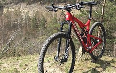 Santa Cruz Tallboy CC Red (2016)