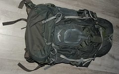 Osprey Xenith 88, L *Top Zustand*