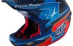 Troy Lee Designs D3 Render Carbon Größe Large